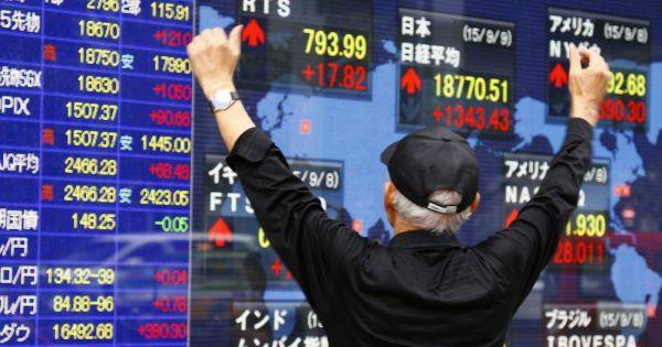 Chứng khoán châu Á tăng mạnh giữa bất ổn thương mại Mỹ-Trung