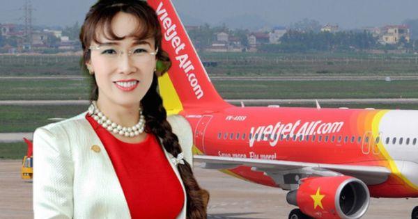 Sau vài giờ, tài sản ròng của CEO VietJet Air tăng gần 400 tỷ đồng