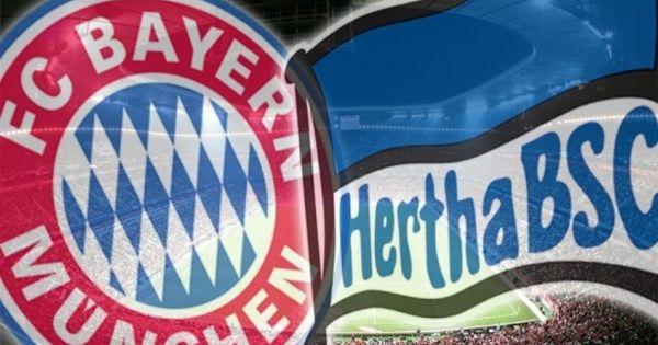 Bundesliga: Hertha chơi quật khởi, Bayern nhận trận thua đầu tiên