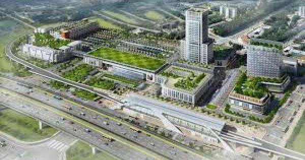 """Doanh nghiệp Nhật muốn tham gia xây dựng """"siêu"""" Bến xe miền Đông mới"""