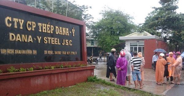 Xem xét trách nhiệm 2 cựu Chủ tịch UBND TP.Đà Nẵng liên quan 2 nhà máy thép