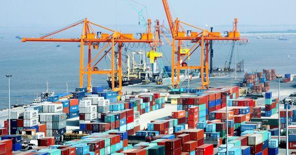 Kim ngạch xuất nhập khẩu của Việt Nam tăng mạnh trong 9 tháng đầu năm