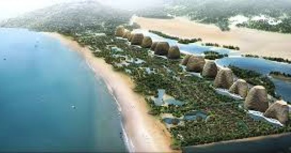 """""""Siêu"""" dự án Mũi Dinh Ecopark """"dính"""" đất quy hoạch titan: Ninh Thuận kiến nghị lên Thủ tướng"""