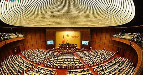 Quốc hội khai mạc Kỳ họp 6, trình nhân sự bầu Chủ tịch nước