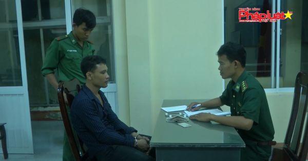 Lực lượng BĐBP liên tiếp phát hiện, bắt giữ 02 vụ tàng trữ, sủ dụng trái phép chất ma túy