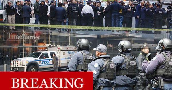 Cảnh sát New York báo động khẩn cấp, yêu cầu người dân tìm nơi ẩn nấp