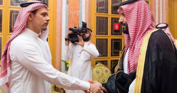 Con trai nhà báo Khashoggi gặp mặt Thái tử Ả Rập Saudi