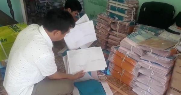 Quảng Nam: Mất hai máy tính chứa dữ liệu 20.000 sổ đỏ và dữ liệu đo đạc bị mất