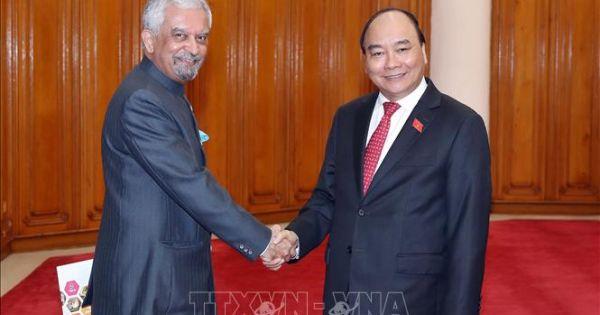 Thủ tướng tiếp Trưởng đại diện các tổ chức của Liên Hợp Quốc