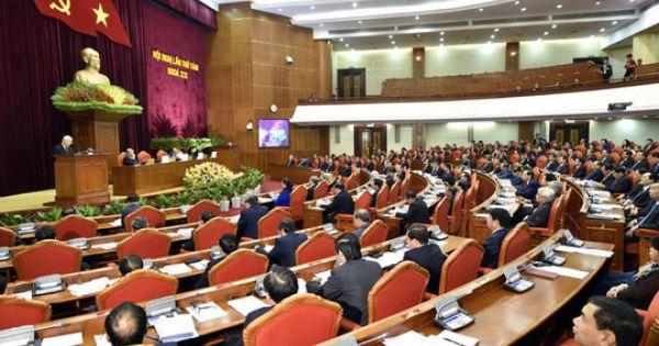 """Uỷ viên Trung ương Đảng phải """"chủ động xin từ chức khi không còn đủ uy tín"""""""