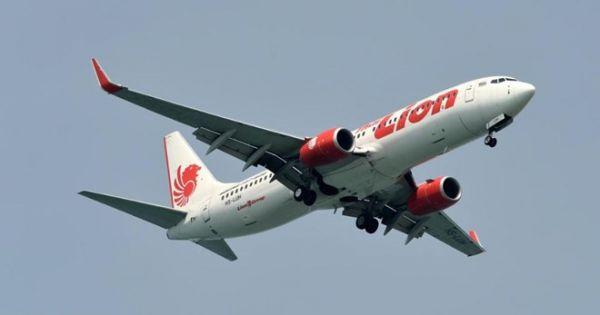 Máy bay của hãng Lion Air chở 188 hành khách đâm xuống biển ở Indonesia