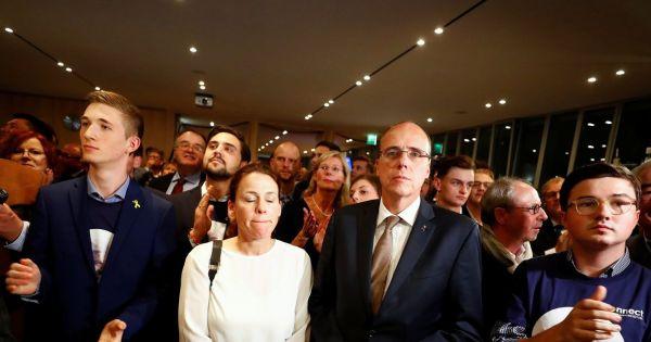 Thủ tướng Đức Angela Merkel không tranh cử chủ tịch đảng CDU