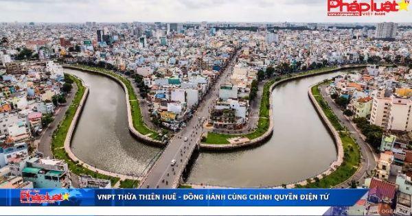VNPT Thừa Thiên Huế - Đồng hành cùng chính quyền điện tử.