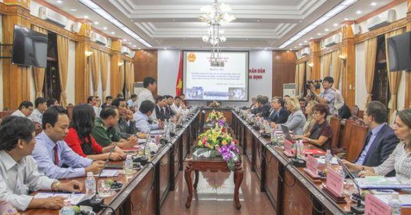 """EC đánh giá cao nỗ lực tháo gỡ """"thẻ vàng"""" của thủy sản Bình Định"""