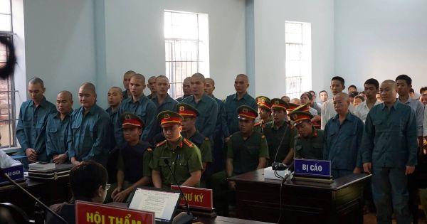 Xét xử 30 bị cáo gây rối, đập phá trụ sở UBND tỉnh Bình Thuận