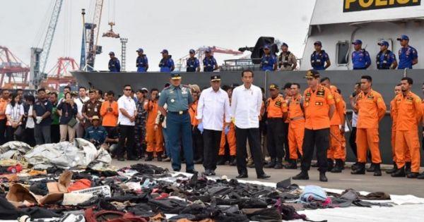 Indonesia: Tìm thấy hộp đen chiếc máy bay xấu số JT610