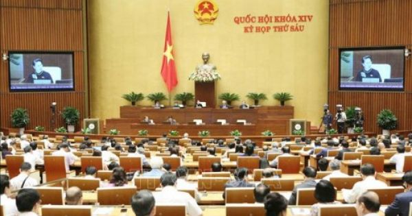 Đại biểu quan tâm đến quy định cấp bậc hàm, cấp tướng tại Luật công an nhân dân sửa đổi