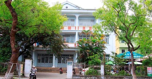"""Thừa Thiên - Huế sẽ di dời hàng loạt công sở trên """"đất vàng"""""""