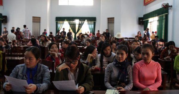 Vụ hơn 550 giáo viên mất việc: Nguyên trưởng phòng nội vụ bị khiển trách