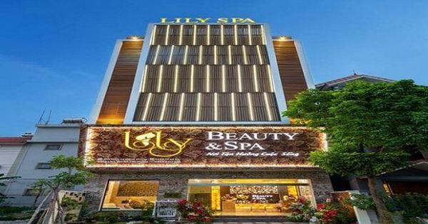 LiLy Beauty & Spa: Công nghệ 4.0 hàng đầu cho làn da không tuổi