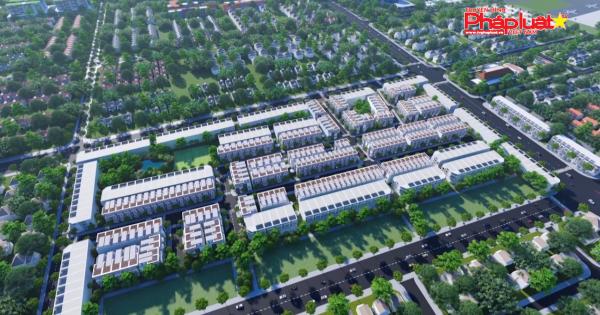 APEC CORP mở bán dự án The Golden City Long Thành