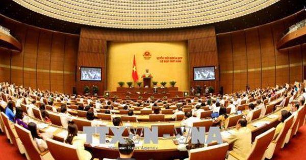 Quốc hội thảo luận về phòng chống tội phạm, tham nhũng năm 2018