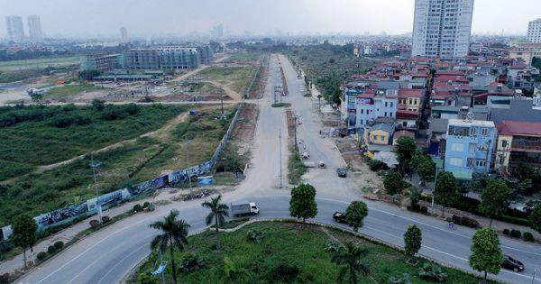 """Tuyến đường 2.700 tỷ gần 4 km đổi 180 ha đất """"vàng"""" ở Hà Nội"""