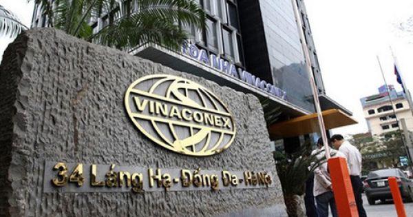 Công ty của con trai nhà tư sản Trịnh Văn Bô muốn mua cổ phần Vinaconex
