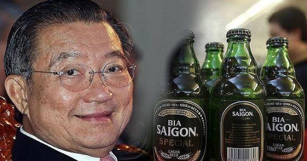 Sau một năm chuyển nhượng Sabeco trở thành doanh nghiệp 100% của Thái