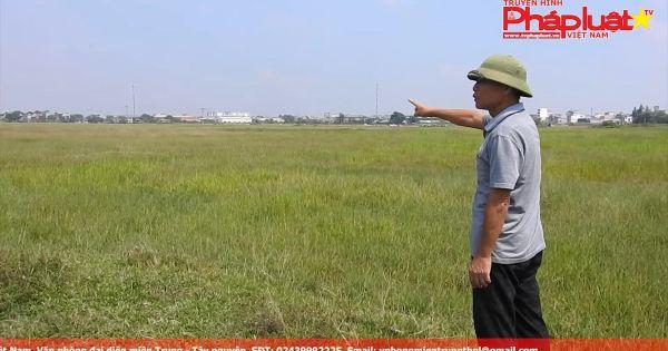 Nghệ An: Dân kêu trời vì dự án có nhiều khuất tất