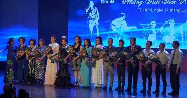 Cao Mỹ Kim trở thành đại sứ nhân ái hội thi tiếng hát người khuyết tật lần 2 năm 2019