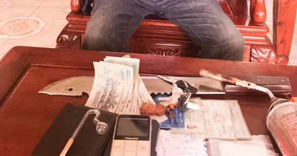 Chặt đứt đường dây ma túy từ biên giới Nghệ An vào miền Trung