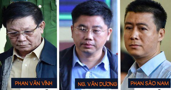 Luận tội ông Phan Văn Vĩnh