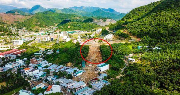 Sạt lở làm nhiều người chết ở Nha Trang: Nguyên nhân do xây hồ trên núi