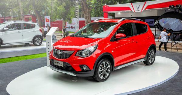 VinFast Fadil - lựa chọn mới xe cỡ nhỏ cho người Việt