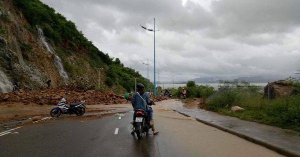 """Nhà cao tầng """"bịt mắt"""" radar thời tiết ở Nha Trang?"""