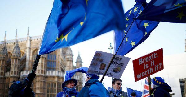 Thủ tướng Anh đến Brussels trong nỗ lực duy trì thỏa thuận Brexit