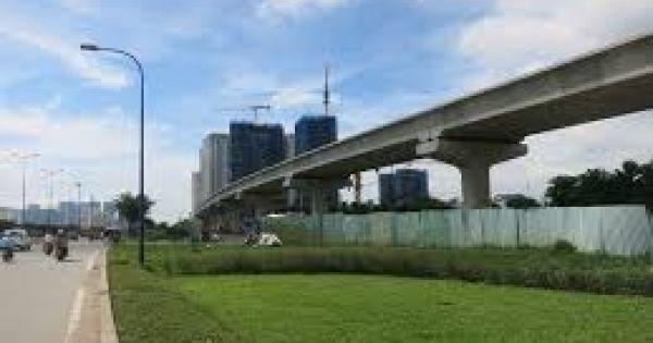 Nợ nhà thầu gần 100 triệu USD, tuyến metro số 1 có nguy cơ dừng thi công