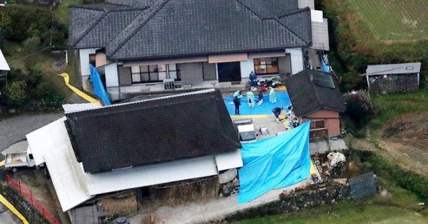 Chấn động vụ giết người hàng loạt tại làng du lịch Nhật Bản