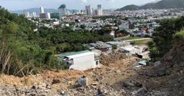 Khánh Hòa: Buộc dừng giao dịch tại dự án Khu nhà ở cao cấp gây sạt lở khiến nhiều người thiệt mạng