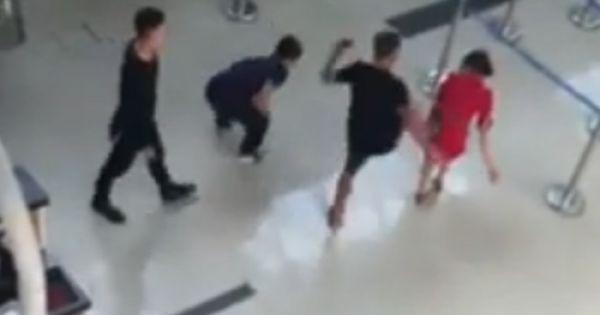 Nhân viên an ninh hàng không sân bay Thọ Xuân bị xem xét trách nhiệm