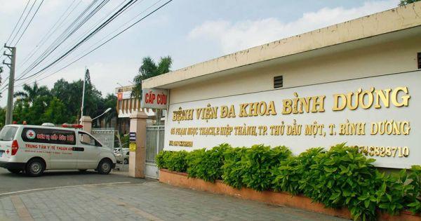 Đề nghị Bộ Công an điều tra dấu hiệu sai phạm tại Sở Y tế Bình Dương