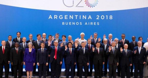 Hội nghị thượng đỉnh nhóm G20 khai mạc giữa những chia rẽ
