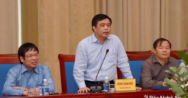 Nghệ An sẽ di dời gần 700 hộ để phục vụ cao tốc Bắc Nam