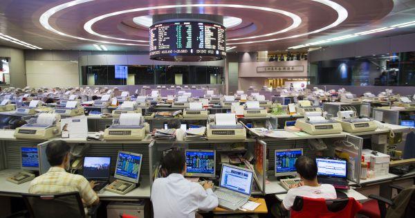 Thị trường chứng khoán Châu Á phần lớn tăng điểm