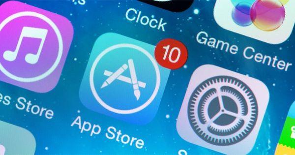 """Hơn 700 ứng dụng Trung Quốc bị """"đá văng"""" khỏi App Store"""