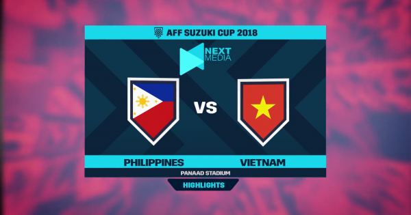 Video Việt Nam thắng Philippines 2-1