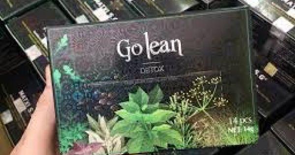 Thu hồi 2 lô thực phẩm bảo vệ sức khỏe Go Lean Detox vì chứa chất cấm