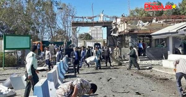 Iran: Đánh bom liều chết gần đồn cảnh sát ở Chabahar
