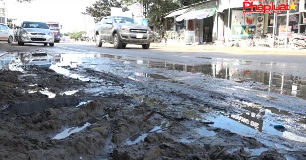 Quảng Ngãi: Dân bức xúc vì xe tải lộng hành ở khu kinh tế Dung Quất
